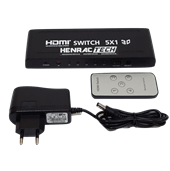 HDMI switch UHD