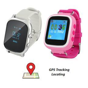 GPS tracking watches