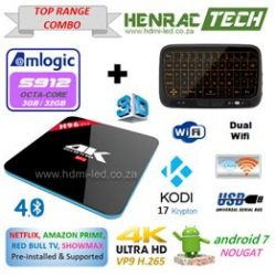 Best Android TV box SA