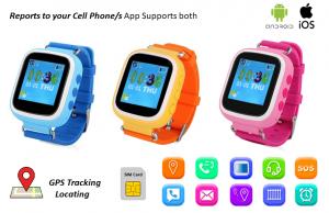 kids gps tracking watch